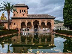 El Partal (buitmor) Tags: alhambra granada españa partal araba nazarie yusuf palacio