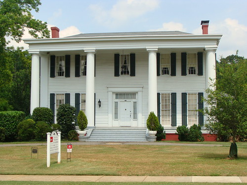 Erwin-Shumway House---Madison, Ga.