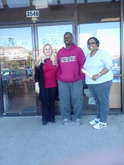 Dallas Chapter: Habitat ReStore (Arkansas Alumni Association) Tags: for ginger community humanity like service boyd habitat hog outreach helping dallaschapter