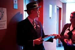 Conversation (edwardhorsford) Tags: brazil cinema building london film mystery employment good secret fantasy 80s terry future futurism 20 job bt croydon org gilliam 40s career bureaucrat goodorg secretcinema20