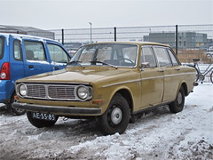 1970 VOLVO 144 B20 Sedan (sanders') Tags: sedan volvo 1970 b20 144 ae5585