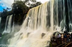 Cataratas del Iguazu (fe matarucco) Tags: argentina del puerto cataratas iguazu foz iguaçu puertoiguazu cataratasdeliguazu