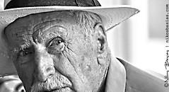 IMG_5655 (Nikos Basias Photographer) Tags: portrait blackandwhite bw portraits greece crete bwphotography monocrome chania