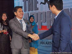 AXN The Apprentice Asia - finale party