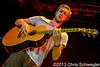 Phillip Phillips @ Born & Raised Tour 2013, DTE Energy Music Theatre, Clarkston, MI - 08-07-13