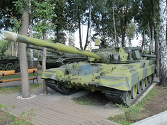 "T-80B (1) • <a style=""font-size:0.8em;"" href=""http://www.flickr.com/photos/81723459@N04/9476059735/"" target=""_blank"">View on Flickr</a>"