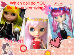 What's the best doll for custom?