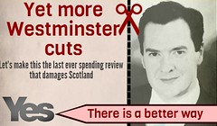 YesScotland campaign download, August 2013 (Scottish Political Archive) Tags: scotland yes group download publicity campaign cuts osborne yesscotland 2014referendum