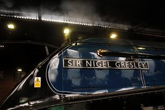 Icon (JPotz) Tags: train yorkshire north railway steam whitby moors streamlined sir a4 nigel pickering goathland grosmont nymr lner gresley 60007