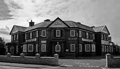 The New Copplehouse (Stephen Whittaker) Tags: white house black liverpool mono pub nikon copple fazakerley copplehouse d5100 whitto27