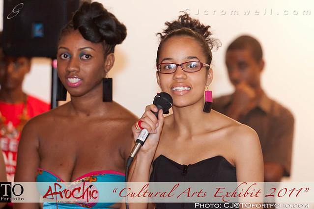 AfroChic 2011: Cultural Arts Exhibit