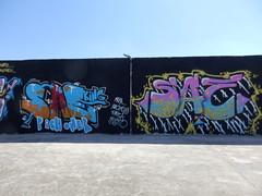 P9120738 (xbonie) Tags: muro real libertad graffiti la calle montana amor alien roots ciudad carlos paisaje sae spray graff ruidera mancha manzanares respeto homenaje carmona oner manza pichon pizarroso saeone pichoner