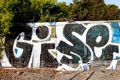 Gise (Thomas Hawk) Tags: california usa america graffiti oakland unitedstates unitedstatesofamerica eastbay gise