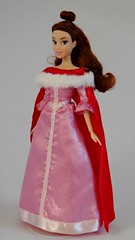 2013 Belle Singing Doll and Costume Set - 11.5'' - US Disney Store - First Look - Deboxed - Standing - Full Right Front View (drj1828) Tags: set us costume doll singing princess belle purchase beautyandthebeast disneystore firstlook 2013 deboxed 1112inch