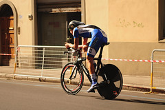 World Cycling Championships 2013 - Florence -U23 Men's Time Trial (sjrowe53) Tags: italy men cycling florence worlds tt uci timetrial u18 worldchampionships seanrowe u23 worldcyclingchamps u23menstt