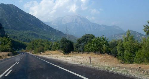Turquie - jour 17 - Route de Patara à Antalya et Mont Chimère - 21