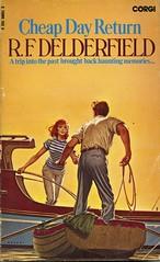 Cheap Day Return (54mge) Tags: vintage book paperback crime novel