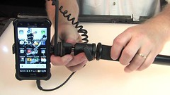 universal grip smartphoneaccessories smphonemount... (Photo: georobb on Flickr)