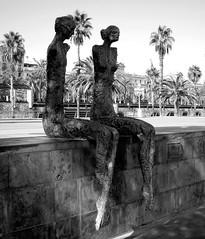 24 10 demoiselles de Barcelone (laurentafmz) Tags: barcelone