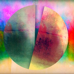 Circular Composition (DeeAshley) Tags: abstract art collage digital circle 5 5c iphone