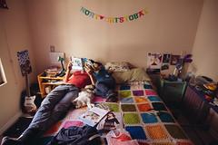 (eleonora/rocketina) Tags: santiago familia casa amor felicidad leopoldo cristóbal 2013