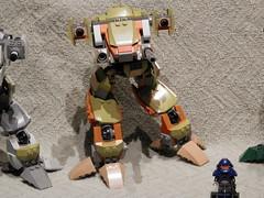 Takahe Weapon Variant I (Canis Arms Corporation) Tags: robot lego mecha mech moc battlemech