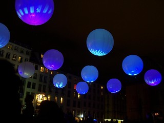 Lyon, Fête des Lumières 2006