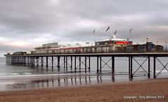 Pier again (pike head) Tags: uk england pier again devon paignton torbay southdevon