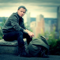 """One of my favorite shots taken at #grandviewpark - my homebase In #a-side by #mindbender spontaneously - captures the city, my city.    #pittsburgh and a """"coming home"""" vibe - #ycach video shoot 2013. #home #skyline #urbanrock #urbanrockproject #jessemader • <a style=""""font-size:0.8em;"""" href=""""https://www.flickr.com/photos/62467064@N06/10831496023/"""" target=""""_blank"""">View on Flickr</a>"""