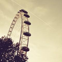 London Eye (photomez) Tags: christmas november autumn london canon sigma 1022 2013 eos1100d