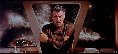 1956 ... 'Forbidden Planet' - Morbius