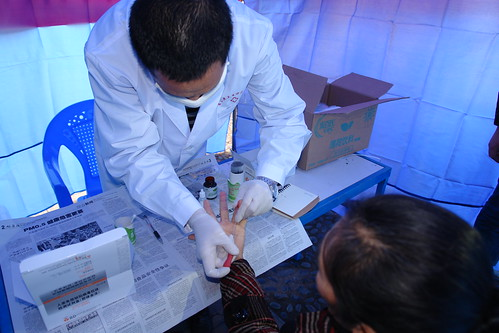World AIDS Day: China
