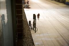 Copenhagen December 2013 (Mikael Colville-Andersen) Tags: winter snow night snowstorm