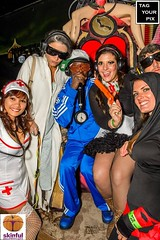 Skinful Halloween Silent Disco