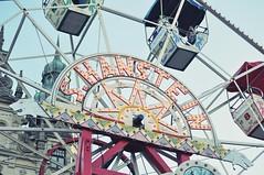 s. hanstein (Mari-e-l-l-a) Tags: christmas city colors wheel germany fun nikon soft market pastel christmaslights ferriswheel bremen d5000