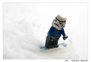 01 / 52 - Winter Sports