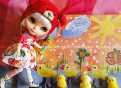 Lowly, meet the chicks!!!