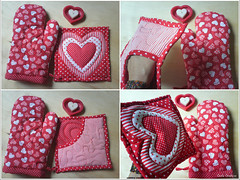 (Carla Cordeiro) Tags: kit patchwork  potholder luvadecozinha bakingglove