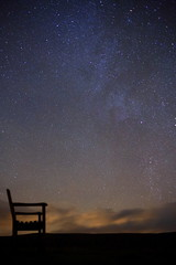 Bench & MilkyWay (chrisrichards2407) Tags: england sky night canon bench milkyway Astrometrydotnet:status=solved 5dmk3 Astrometrydotnet:id=nova213138