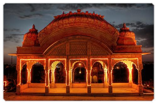 Jaisalmer IND - Fort Rajwada 04