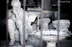 Pompei - Imprisoned by lava (Davide Rossi PhotoArtDesigne) Tags: italy volcano lava ancient napoli vesuvio vulcano pompei imprisoned archaeologicalsite nikon80200f28 nikond7000