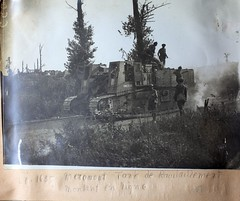 AL25_000115 (San Diego Air & Space Museum Archives) Tags: france tank wwi worldwari worldwarone ww1 britisharmy greatwar firstworldwar panzer kitson thegreatwar selfpropelledartillery spgun armoredwarfare jamesfaye kitsonco armouredwarfare guncarriermarki markiguncarrier guncarriermki mkiguncarrier
