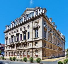 Le Grand Théâtre de Calais (1) Achterkant en linker zijkant  - In Explore op 19-01-2014 # 346