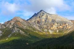 Mountain Full of Holes (thefisch1) Tags: mountain alaska nikon colorful calendar peak craig remote wilderness majestic mountainpeak