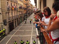 San Fermin Balcón VIP Pamplona 04 (Destino Navarra) Tags: pamplona navarra sanfermin encierro balcón
