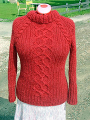 Knitted wool sweater (53) (Mytwist) Tags: classic wool fetish cozy sweater hand handknit craft style collection jumper knitted pullover handcraft handknitted knitwear cabled handgestrickt