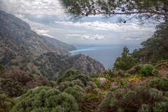 Cape Tripti (pbr42) Tags: sea water landscape h2o greece crete hdr libyansea capetripti