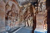 India - Karnataka - Badami Caves - 081 (asienman) Tags: india architecture caves karnataka badami chalukyas vatapi asienmanphotography