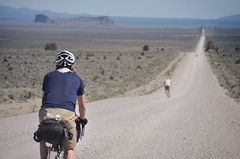 Fort Rock. One of the best viewpoints of the whole trip. (gabriel amadeus) Tags: camping bike oregon ride mtb outback touring gravel oregonoutback bikepacking
