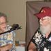Auctioneers Merle Robboy and Charlie Padelford